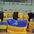 Бердичівський ФК «Кармель» взяв участь у Міжнародному турнірі з футзалу у Варшаві