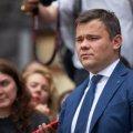 Зеленський звільнив Богдана з посади керівника Офісу президента та призначив Єрмака