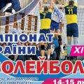 В Житомирі відбудуться дві гри 11-го туру Суперліги з волейболу серед чоловіків. Анонс
