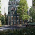 Огляд однокімнатних квартир у вишуканому клубному будинку WASHINGTON Concept House