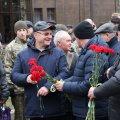 У Житомирі воїни-інтернаціоналісти пройшлися колоною центром міста.ФОТО