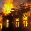 За добу рятувальники Житомирщини 4 рази виїжджали гасити пожежі