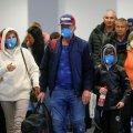 254 прибулих в Україну з Китаю пасажирів відпустили без карантину по домівках