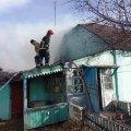 Житомирська область: під час ліквідації пожежі виявлено тіло чоловіка