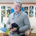 Леонід Шрайбікус - той, хто пише історію військових у портретах. ФОТО