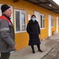 Заступник директора лабораторного центру разом з житомирським епідеміологом відвідали 12 китайців, які знаходяться на ізоляції