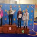 Борчиня з Житомирщини здобула бронзу на міжнародному турнірі в Кривому Розі