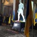 У Житомирі відбулось віче пам'яті до Дня Героїв Небесної Сотні