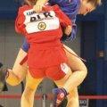 Житомирянка виборола призове місце на Кубку світу з боротьби самбо
