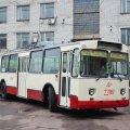 У Житомирі тролейбусний маршрут 4 змінює напрямок руху