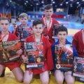 Житомиряни виграли золото та два срібла на Дитячому фестивалі з боротьби самбо