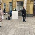 У Житомирі з'явились мормони. ФОТО