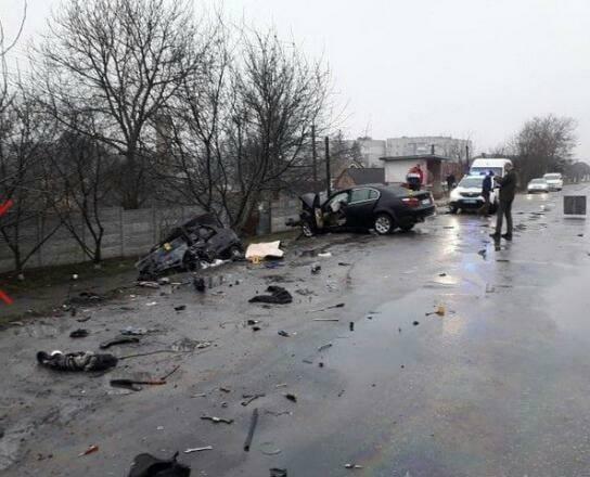 """П'яний водій вбив матір з дитиною, які їхали в аеропорт """"Бориспіль"""". ФОТО"""