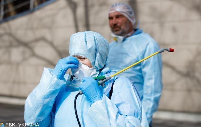 Коронавірус в Україні: кількість зафіксованих випадків на 20 березня