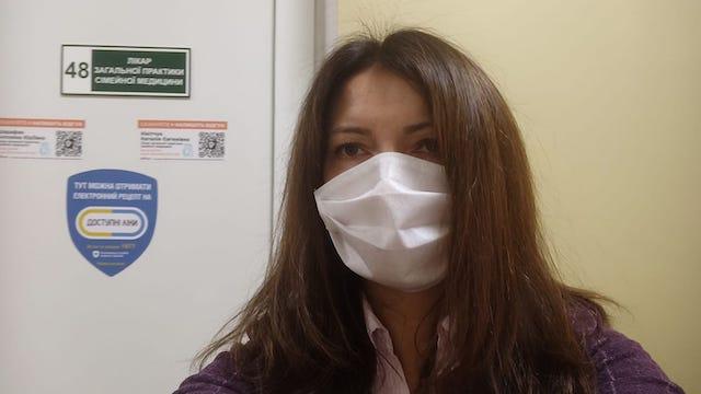 У житомирських сімейних лікарів експрес-тестів на коронавірус немає