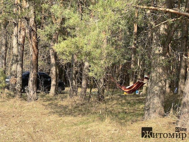 Як житомиряни відпочивають на природі. ФОТО