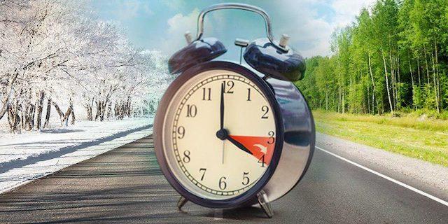 Україна перейшла на літній час