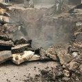 Через пориви у Житомирі за декількома адресами відсутнє тепло