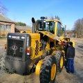 ОТГ в Житомирській області придбала за понад 2 млн грн автогрейдер
