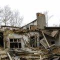 У Житомирі збираються знести аварійні будівлі колишнього дитсадка, де тренувався «Беркут»