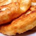 Чудові угорські лангоші. Хвилинна смакота на сніданок, готується за лічені хвилини
