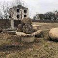 У селі неподалік Житомира зробили прототип пам'ятнику морозива
