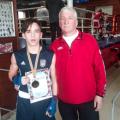 Малинський боксер зайняв третє місце на змаганнях у Вінниці