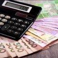 Середня заробітна плата працівників на Житомирщині у січні становила понад 8,5 тис. грн, - статистика