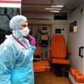 Чи можуть житомиряни, запідозривши коронавірус, викликати «швидку», та де розміщуватимуть хворих