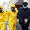 В Украине проверяют 9 человек на коронавирус