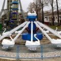 Атракціон «Лебеді» у житомирському парку, який встановили за кошти бюджету участі, буде безкоштовним для дітей 4 години на тиждень