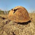 На Житомирщині пошуківці працювали на нових локаціях та знайшли рештки трьох солдат, які загинули в 1941 році. ФОТО