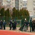 Через коронавірус у Житомирі футбольних вболівальників не пустили на трибуни