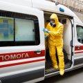 Лікар розповів, коли в Україні чекати спалаху коронавіруса