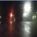 У Житомирі водій проїхав на червоне світло та ледь не створив ДТП. ВІДЕО
