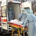 В Черновцах госпитализировали ещё одного украинца с подозрением на коронавирус