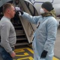 """Из аэропорта """"Борисполь"""" госпитализировали украинца с подозрением на коронавирус"""