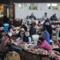 В Житомирі сьогодні на карантин закрили м'ясний павільйон