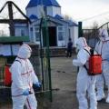 У Радомишлі до лікарів звернулися п'ятеро парафіян церкви, яку відвідувала померла від коронавірусу жінка
