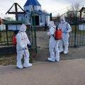 Повсеместная паника: что происходит в Радомышле после смерти от коронавируса. ВИДЕО