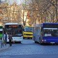 Відзавтра кількість громадського транспорту у Житомирі зменшиться