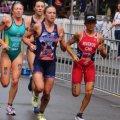 Житомирська триатлетка Юлія Єлістратова фінішувала в ТОП-10 на етапі Кубка Світу в Австралії