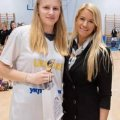 Бердичівлянка Поліна Корбут стала кращим гравцем у складі Збірної України з баскетболу