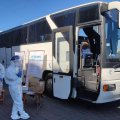 Вже на під'їзді: у Житомир прибувають 24 жителі, яких евакуювали з-за кордону