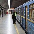 Київське метро не працюватиме до 17 квітня