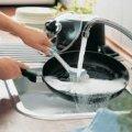 Чим очистити чавунну сковороду?