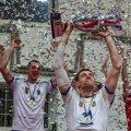 """Житомирський ВК """"Житичі"""" став володарем Кубку та завершив перший етап Суперліги з волейболу в четвірці найкращих"""