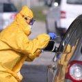 Як на МакДрайв: у Німеччині і Швейцарії можна пройти тест на коронавірус через вікно машини. ФОТО