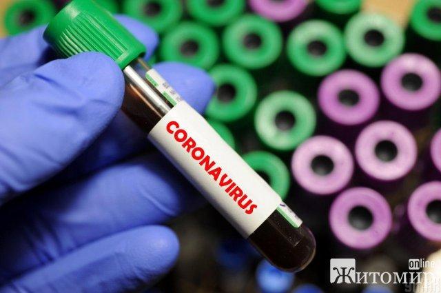 У Радомишлі зареєстрований ще один випадок захворюваності на коронавірус