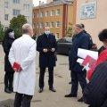 У Житомирській області перевіряли медустанови на готовність приймати хворих на коронавірус